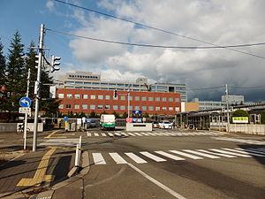 秋田大学病院